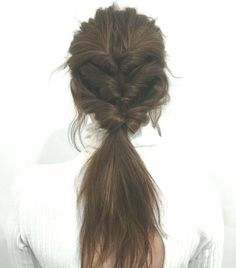 10 trendy ponytail hairstyles for long hair – simple ponytails – hairstyle models - Hair Styles Messy Hairstyles, Pretty Hairstyles, Hairstyle For Long Hair, Hairstyles 2016, Style Hairstyle, Hair Updo, Cute Easy Ponytails, Ponytail Easy, Twisted Ponytail