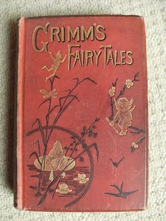 Antique Grimm's Fairy Tales