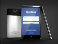 El posible teléfono de #Facebook.