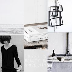 Moodboard | Simplicity by Pure Style interieur l styling