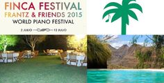 """* * * World Piano Festival Maspalomas * * *  From July 2nd to July 12th, the great Justus Frantz will be hosting the 2015 Finca Festival in Monte León """"in quiet noise of pine and palm trees under the spell of the crystal clear, subtropical starry sky"""" in the South of Gran Canaria.  Tickets will be available at the Entry. Location: http://tinyurl.com/FincaFrantz  #worldpianofestival #fincafestival #maspalomas   #piano #festival #maspalomas #grancanaria   #JustusFrantz #Festival2015"""