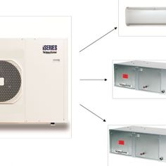 Unico System On Pinterest Air Conditioning System New