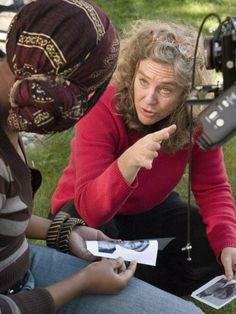 Wendy Ewald | photographer and founder of Literacy Through Photography | Visionary Woman Awardee 2010