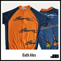 0547d1d4b Bath Ales Cycling Jersey - wasn t sure whether to pin this on my beer board  or this one
