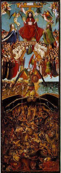Heaven & Hell - Van Eyck
