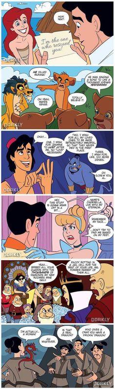 This is how Disney movies should have gone! – [pin_pinter_full_name] This is how Disney movies should have gone! This is how Disney movies should have gone! Disney Pixar, Disney Marvel, Disney Animation, Art Disney, Disney Kunst, Disney And Dreamworks, Disney Magic, Disney Stuff, Disney Characters