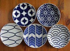 KOMON取皿箱入り5枚セット/キハラ KIHARA - 和こもの・和雑貨・ギフトの通販サイト | 椿や(つばきや)