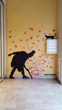 Italy Art, Yesterday And Today, Street Art, What A Wonderful World, Travel Scrapbook, Wonders Of The World, Opera, Graffiti, Shabby Chic