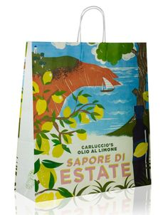 Carluccio's Carrier Bag | Free Flavour