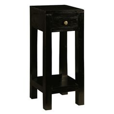 Antique Revival Walter 1 Drawer Nightstand