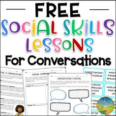 Perspective-Taking Social Skills Lessons by Pathway 2 Succes Social Skills Lessons, Social Skills Activities, Teaching Social Skills, Counseling Activities, Speech Therapy Activities, Social Emotional Learning, Coping Skills, Life Skills, Group Counseling