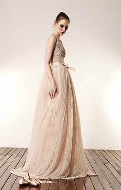 Anaessia - Soft Knit Gown