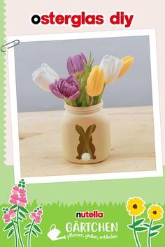 Diy Crafts Videos, Diy Crafts To Sell, Diy Crafts For Kids, Diy Presents, Diy Gifts, Diy Nutella, Diy Easter Decorations, Easter Table, Easter Crafts