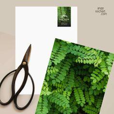 Logo_Briefpapier_Visitenkarten_Gartenarchitekt Logo Design, Writing Paper, Business Cards, Lawn And Garden
