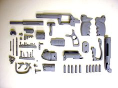 Just had the Monster's in Motion newsletter through in my mailbox and spotted a great value kit, the Blaster It's not Airsoft, but with a little kit bashing of parts from an old …