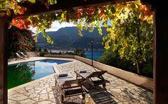 Odyssey Apartments.In Ithaki Island, Ionian Sea