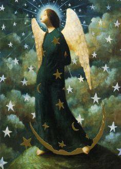 Cosmic Angel
