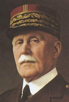 Philippe Pétain - Premier Ministre 1940-1942 - Mort le 23 Juillet 1951, mort à 95 ans. Il fut le plus vieux chef d'état depuis la première république. Lorsqu'il fit «le don de sa personne à la France »