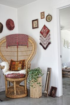 A little Boho Corner love