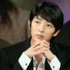 Arang and the Magistrate Press Conference 2012 Actor Lee Joon Gi