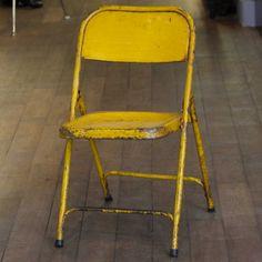 chaise cin ma ann es 30 en m tal noir one world rest. Black Bedroom Furniture Sets. Home Design Ideas