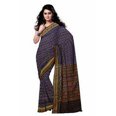 Maniabandha - Famous For IKAT Designs: Indian handloom sarees online shopping