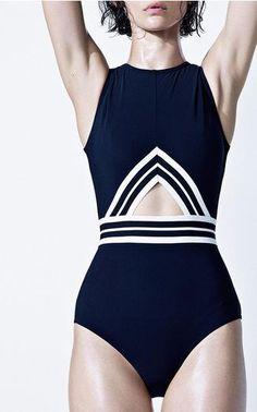 Karla Colletto Look 3 on Moda Operandi