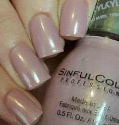Sinful colors Kylie Jenner mauve on
