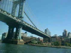 Manhattan Bridge Manhattan Bridge, New York City, The Neighbourhood, Places, People, The Neighborhood, New York, Nyc, People Illustration