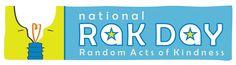 random acts of kindness day   Kuriose Feiertage - 17. Februar - Random Acts of Kindness Day