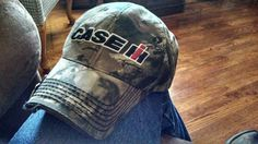 Now thers a camo Case IH hat