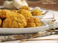 Niente olio, niente burro e niente glutine in queste deliziose crocchette di miglio e verdure che si preparano senza alcuna difficoltà.