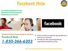 What should I do for #FacebookHelp @1-850-366-6203?http://www.monktech.net/facebook-contact-help-line-number.html