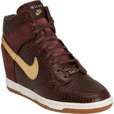 best website b0ba3 51f69 Nike Dunk Sky Hi Milan ) Love, Love,