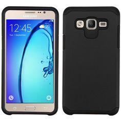 MYBAT Neo Astronoot Samsung Galaxy On5 Case - Black/Black