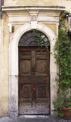 Campo di Fioro door | Flickr - Photo Sharing!