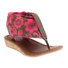 Tell me that this isn't the cutest shoe for toddler girls!!!  OMG.