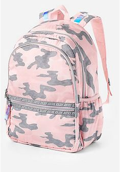 Looking for Justice Camo Backpack ? Check out our picks for the Justice Camo Backpack from the popular stores - all in one. Kipling Backpack, Camo Backpack, Kipling Bags, Justice Backpacks, Justice Bags, Justice Stuff, Cute Backpacks For School, Girl Backpacks, Fashion Niños