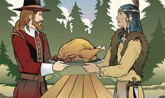 This Thanksgiving, Remember America's Pilgrims Were Refugees, Too