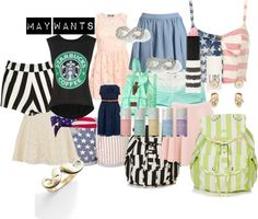 """May Wants"" by beautybychloewalton on Polyvore"