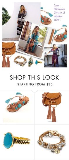 Boho Style by dressedbyrose on Polyvore featuring See by Chloé, Lizzy James, Ariella Collection, dress, boho, Bohemian and maxi  #boho #bohemian #dress #maxi   Bohemian dress in 3 different colors: https://mindfulbohemianshop.com/collections/womens-wonders/products/long-bohemian-dress?afmc=1v&utm_campaign=1v&utm_source=leaddyno&utm_medium=affiliate  Link to the store: http://mindfulbohemianshop.com?afmc=1v&utm_campaign=1v&utm_source=leaddyno&utm_medium=affiliate  #affilliatemarketing