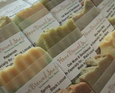 Curious about my beer soaps? Not quite sure what scents to choose..then this sampler pack is great for you..