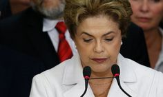 The Guardian Editorial: The president is brought low by her enemies, but can they give Brazil the new start it needs?