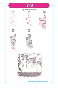 Patterns Ribbon - pattern-collections.com