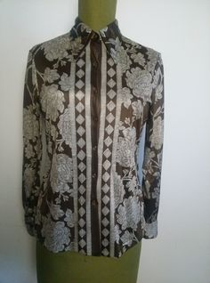 Bluse, 70er Jahre