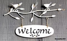 Welcome.....