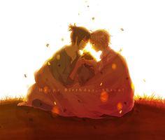 Nezumi & Shion || No.6