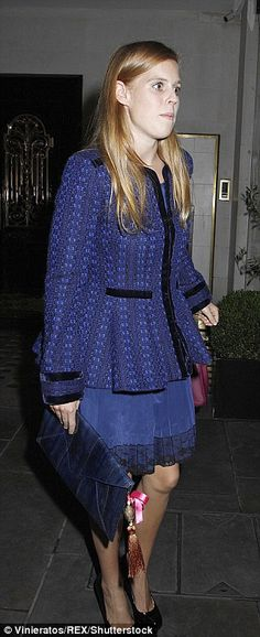 In June well-placed sources said the Queen's grand-daughter had been 'let go' from her rol...
