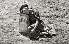 Civil spanish war...by Robert Capa