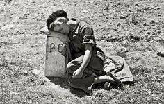 Civil spanish war...by Robert Capa